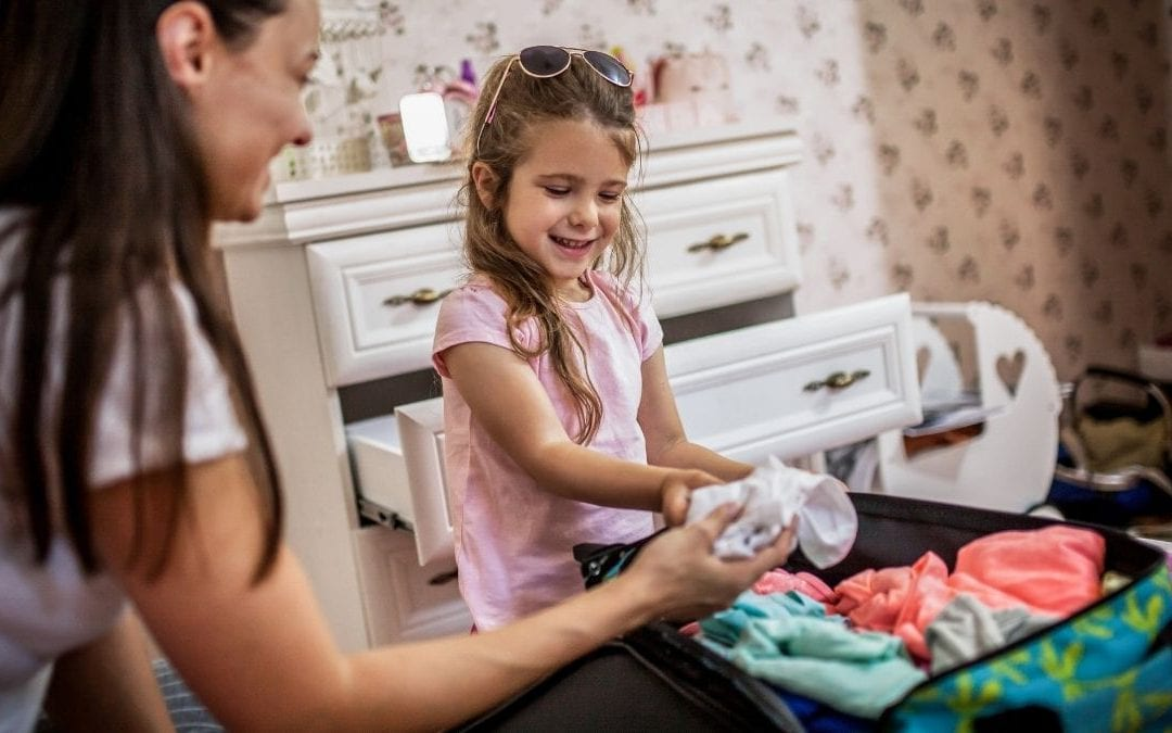 Holiday vs. Regular Visitation During Divorce